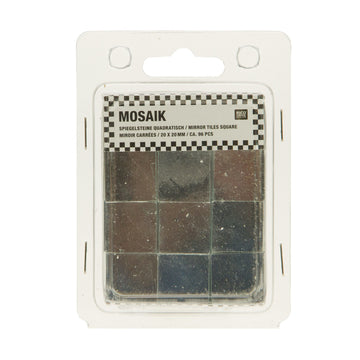Rico Mirror Mosaic Tiles 20mm