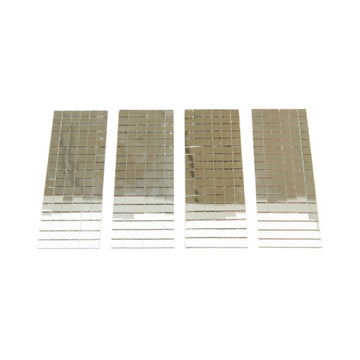 Rico Mirror Mosaic Tiles Square 5mm x 5mm