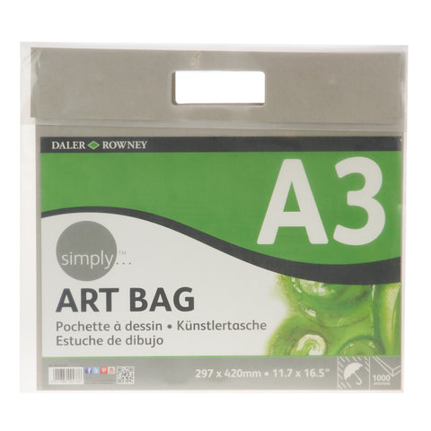 Dr Simply Art Bag A3