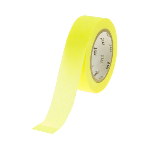 MT Tape Shocking Yellow