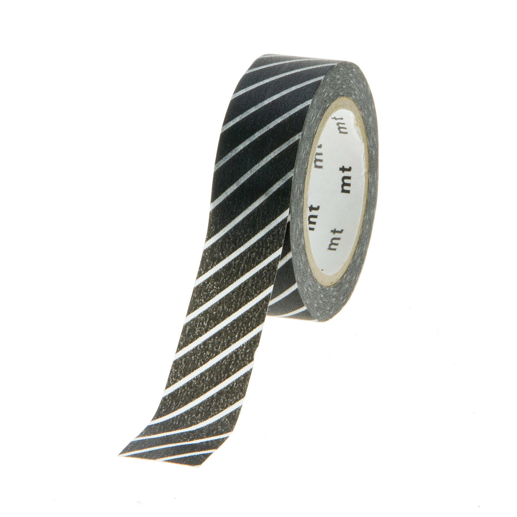 MT Tape Stripes Black