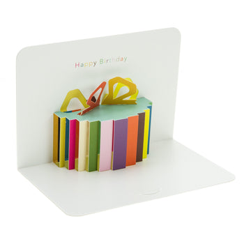 Form Folding Cards - Present