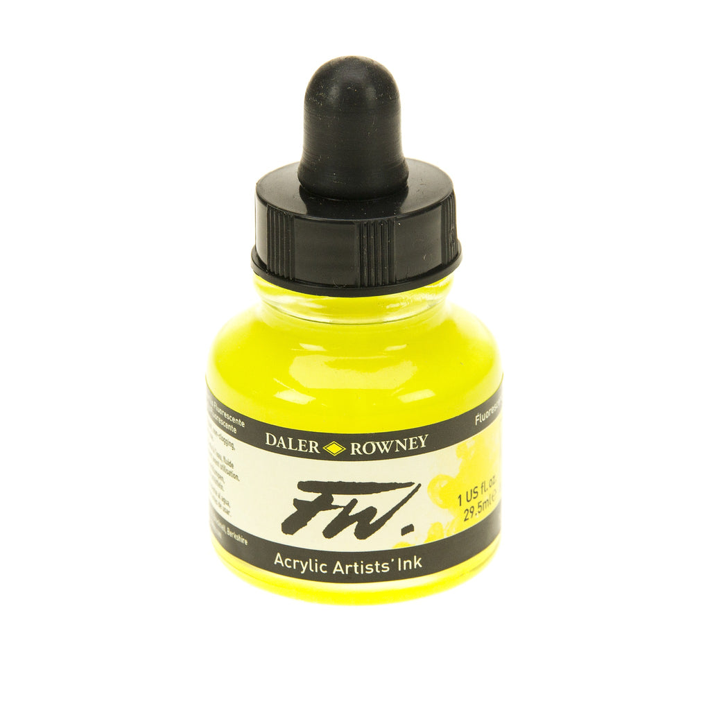 Dr Fw Acrylic Ink Fluorescent Yellow