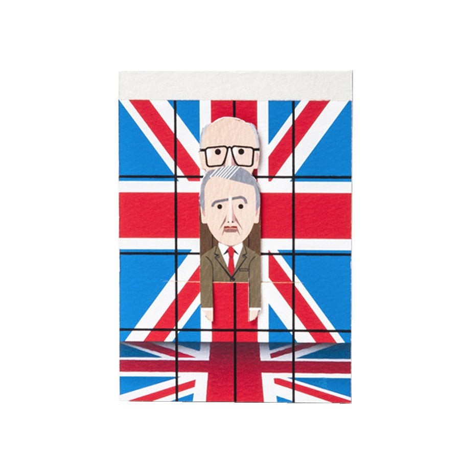 Gilbert & George Artist Pocket Sketchbook