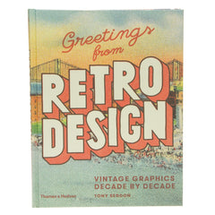 Greetings From Retro Design Book