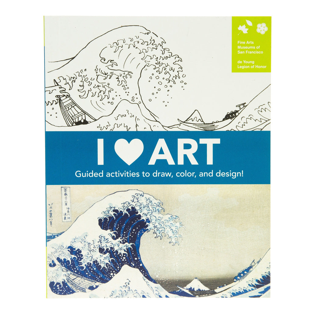 I Heart Art Book