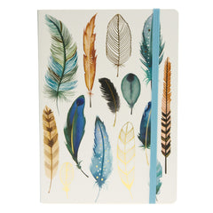 Feathers Gilded Journal
