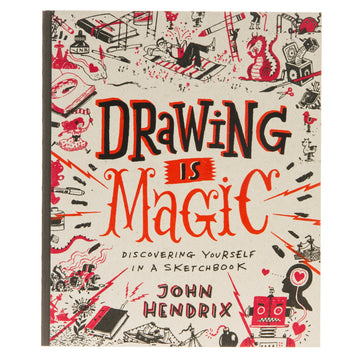 Drawing Is Magic Book