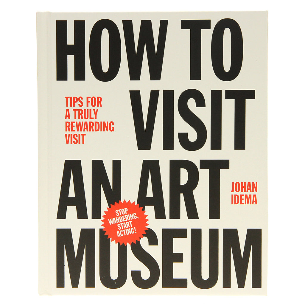 How To Visit An Art Museum Book