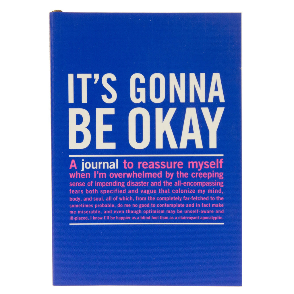 It's Gonna Be Ok Journal