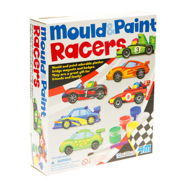 4M Mould & Paint Racers