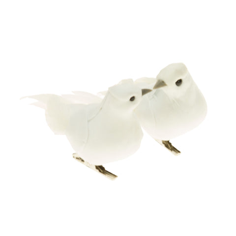 Artemio White Doves 2pk