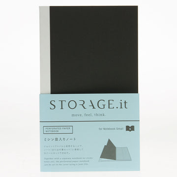 Storage.It Notebook S Refill Perforated