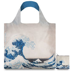Museum The Great Wave Shopping Bag