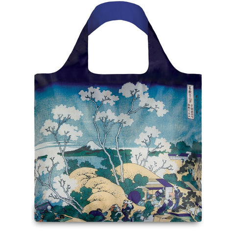 Museum Fuji from Gotenyama Shopping Bag
