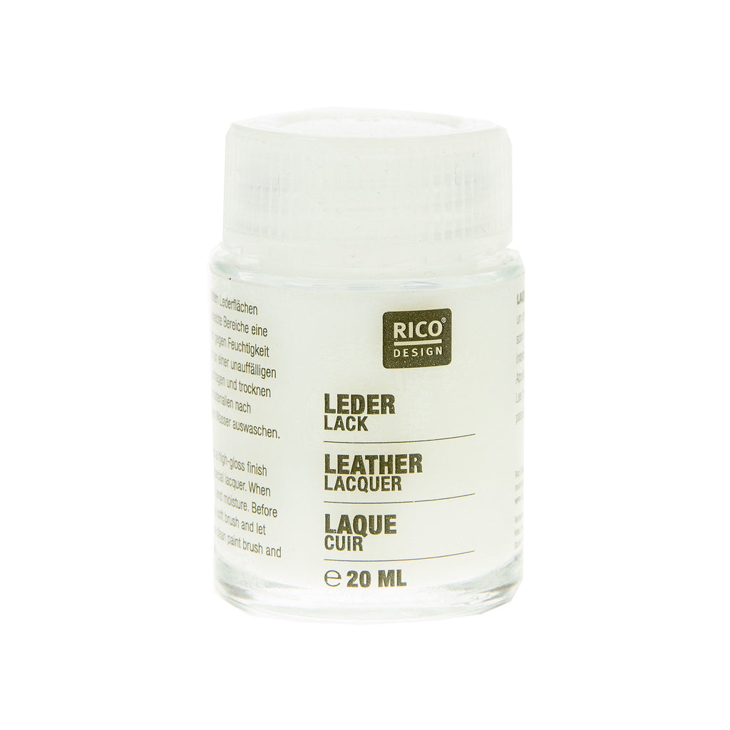 Leather Laquer 20ml