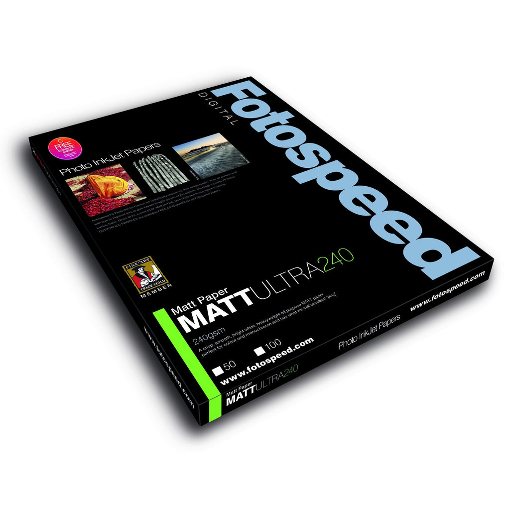 Fotospeed Matt Ultra 240 A4 50pk