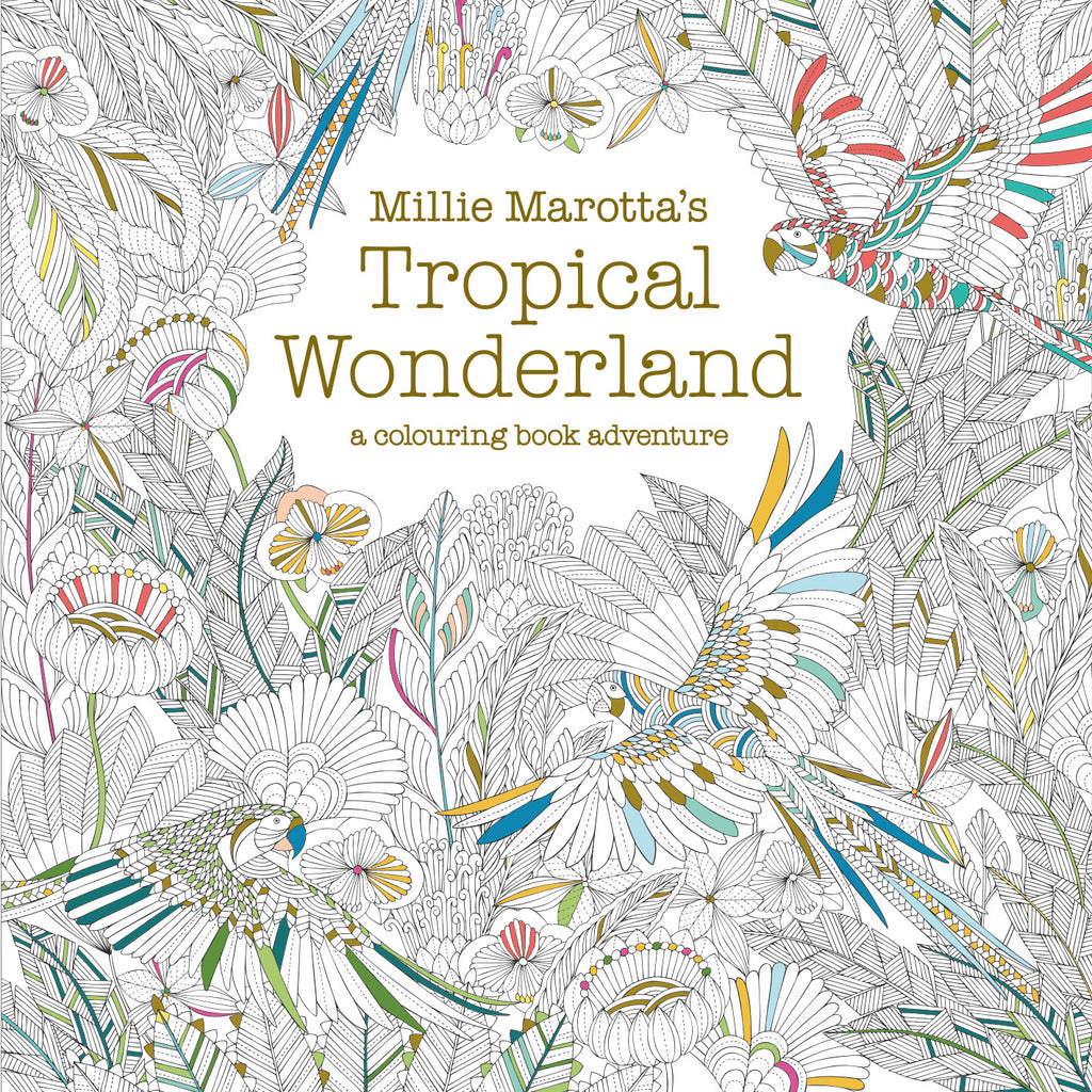 Millie Marotta's Tropical Wonderland