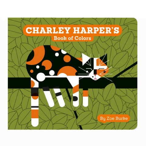 Charley Harper's Book Of Colours