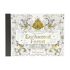 Enchanted Forest 20 Postcards