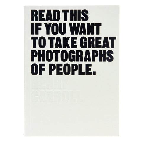 Read This If You Want To Take Great Pictures Of People