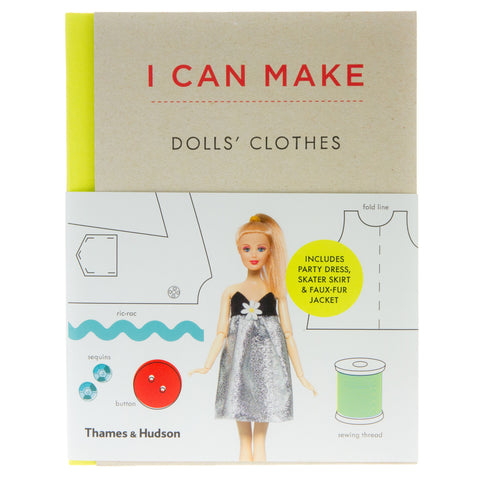 I Can Make Dolls' Clothes Book