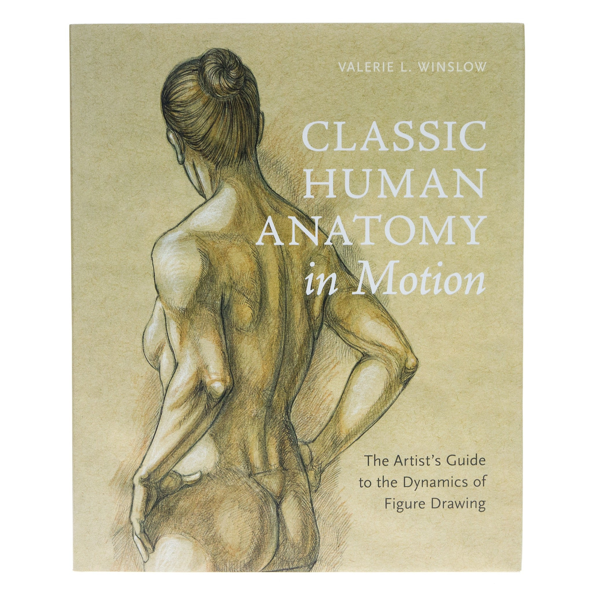 Classic Human Anatomy In Motion Book – Fred Aldous
