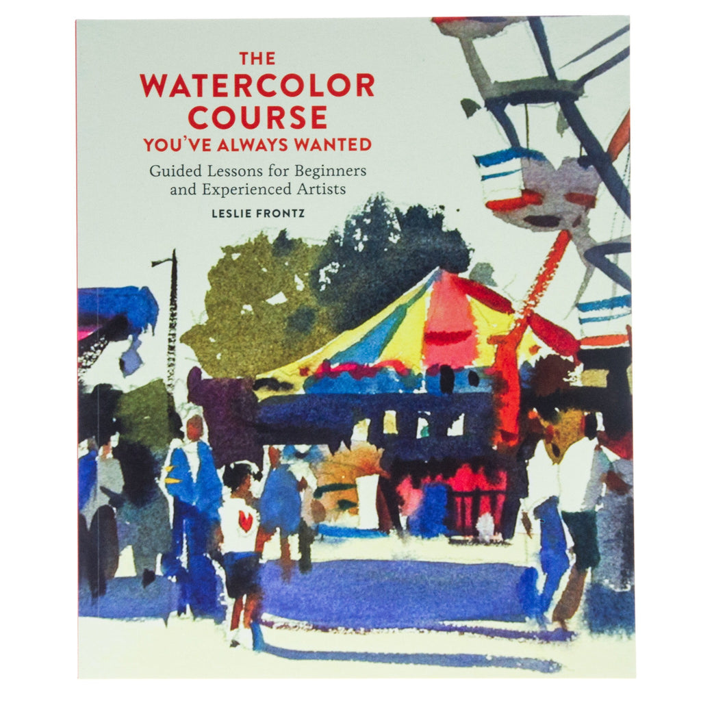 The Watercolour Course Book