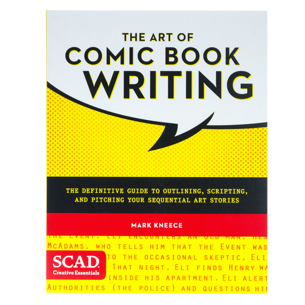 The Art Of Comic Book Writing