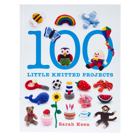 100 Little Knitted Projects Book