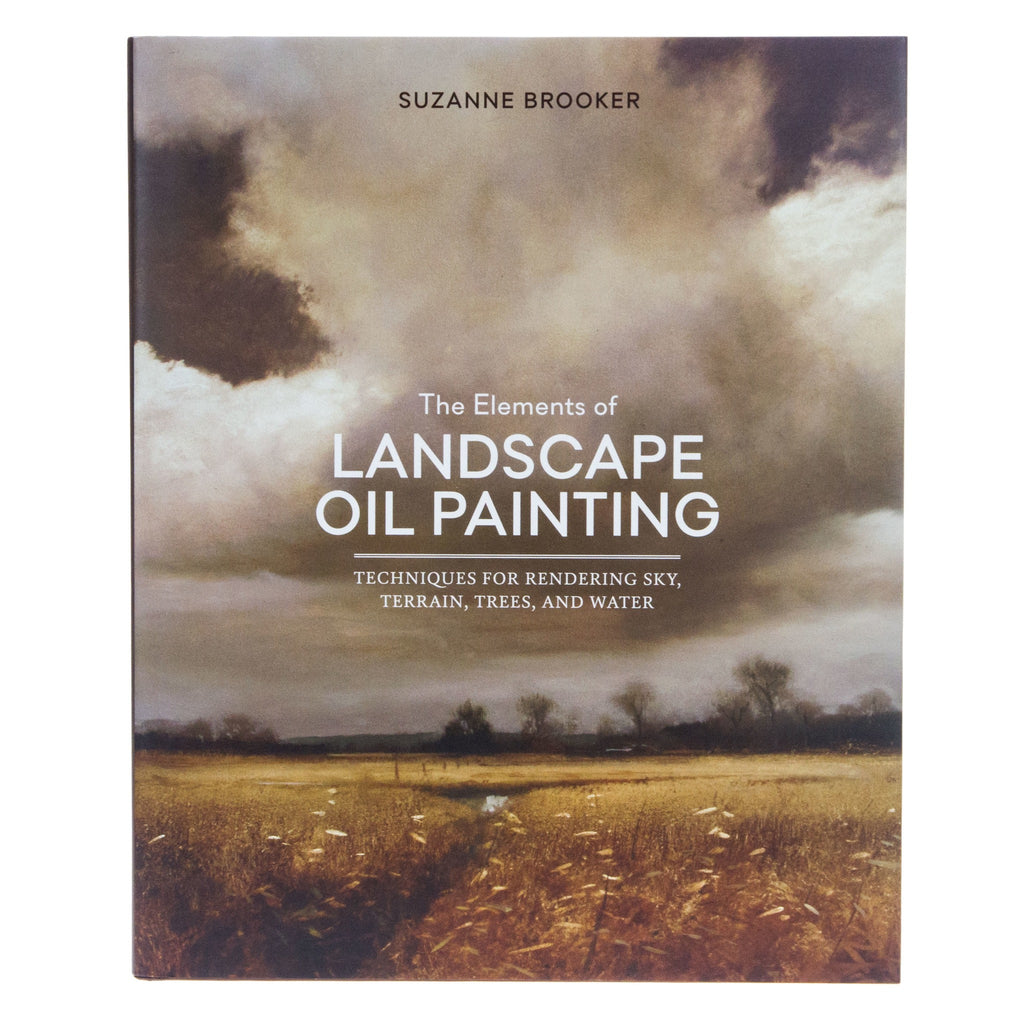 Landscape Oil Painting Book