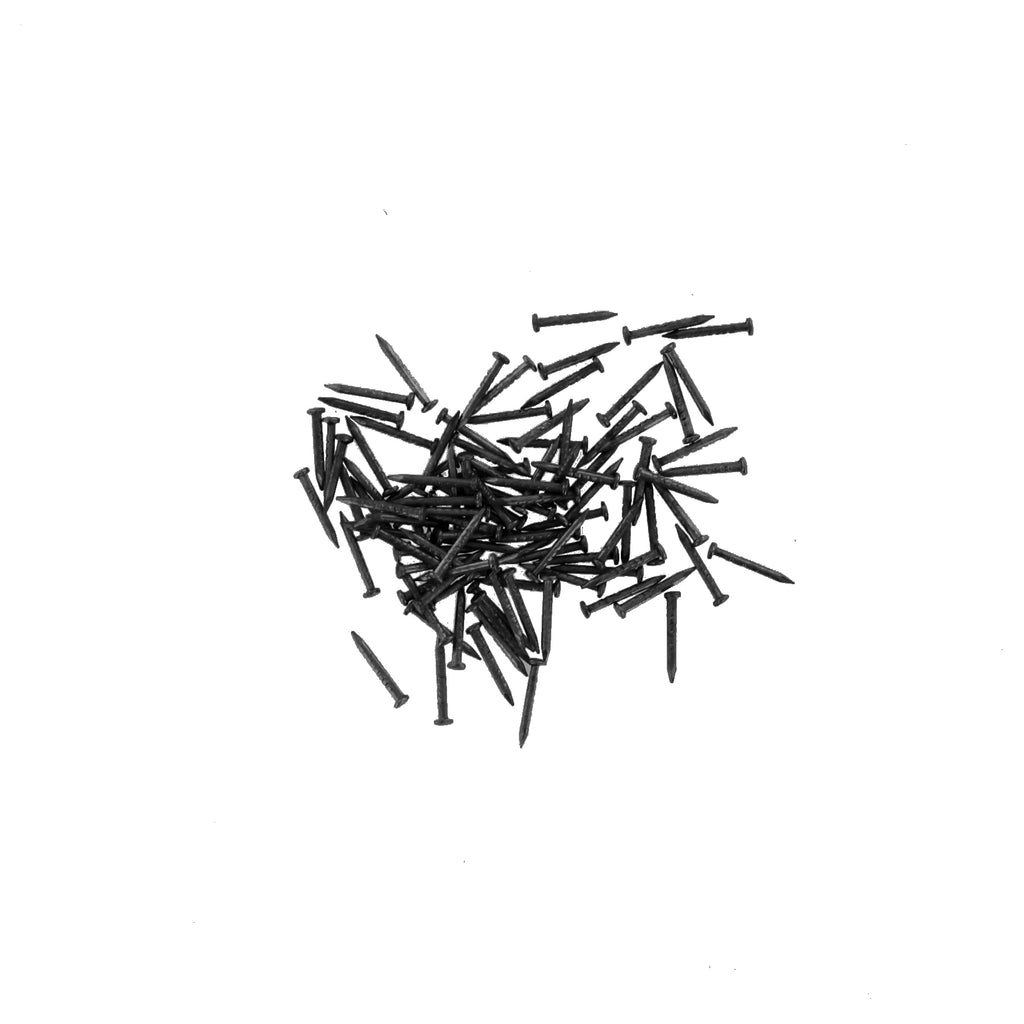 Modelcraft Black Pins For Pin Pusher (7.5mm) X 100