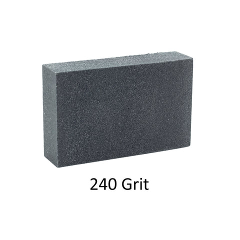Abrasive Block (80X50X20mm) 240  Grit