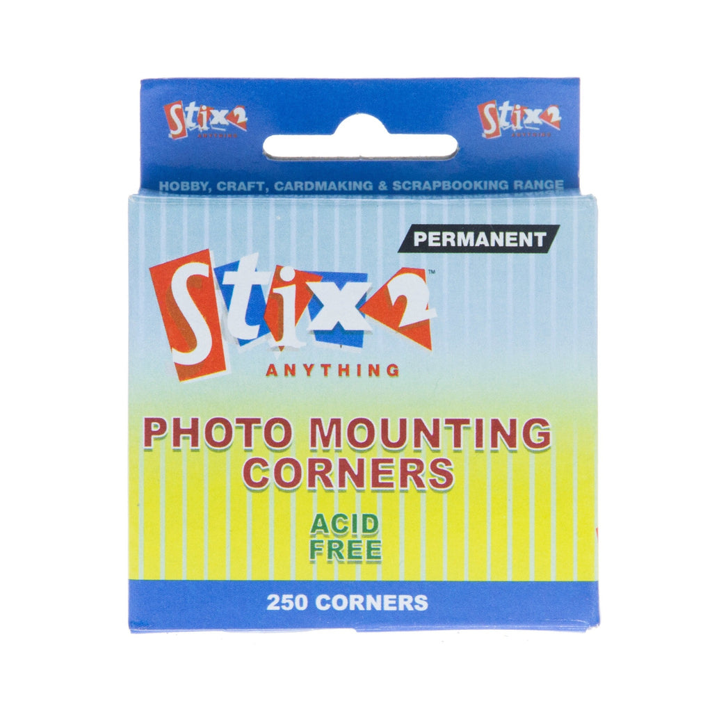 Stix 2 Photo Mounting Corners