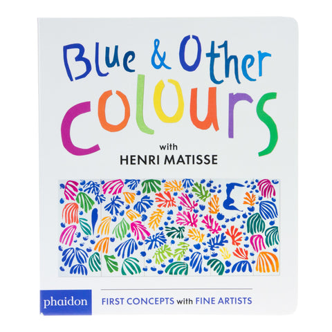 Blue & Other Colours Book