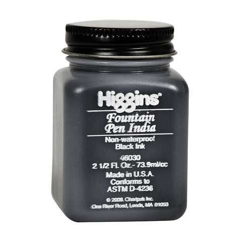 Higgins Fountain Pen Indian Ink