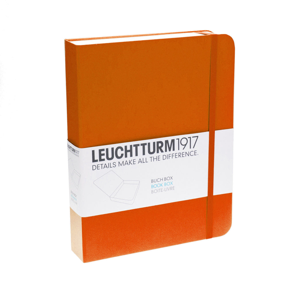 Leuchtturm 1917 Book Box Orange
