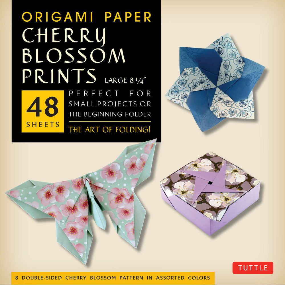 Origami Paper - Cherry Blossom - Large
