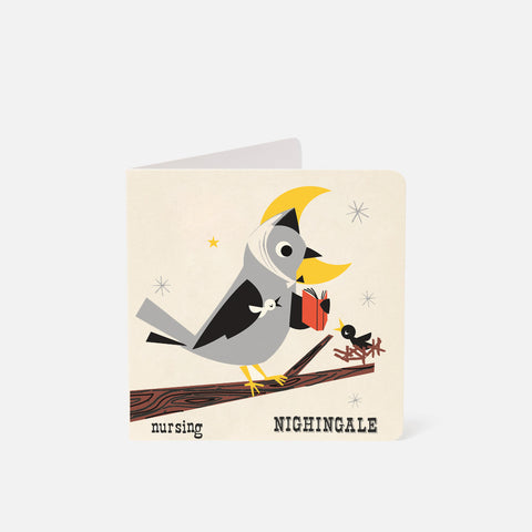 A-Z Card Nursing Nightingale
