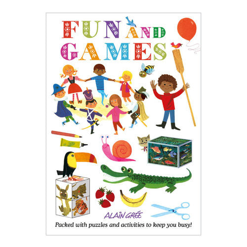 Fun And Games Book