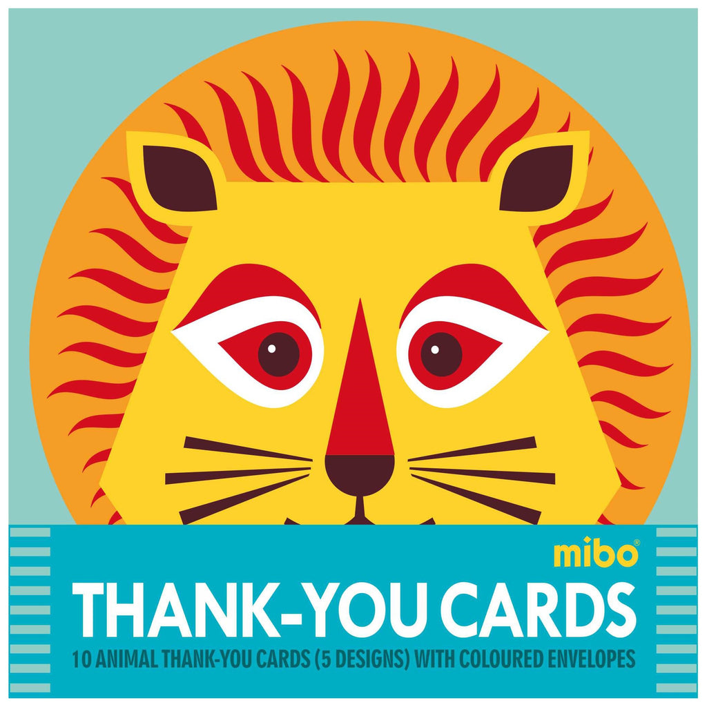 Mibo Thank You Cards