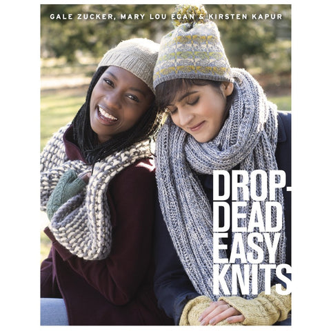 Drop Dead Easy Knits Book