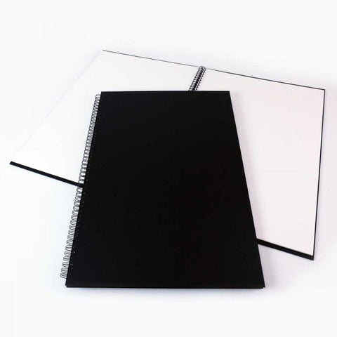 A2 Wire Bound Sketch Book