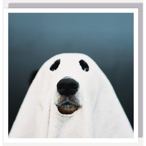 1000 Words Card Ghost Dog