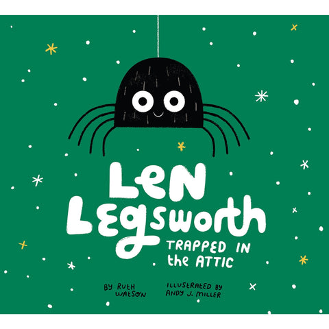 Len Legsworth: Trapped in The Attic