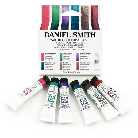Daniel Smith Watercolour - 5ml Tube Set - Primatek