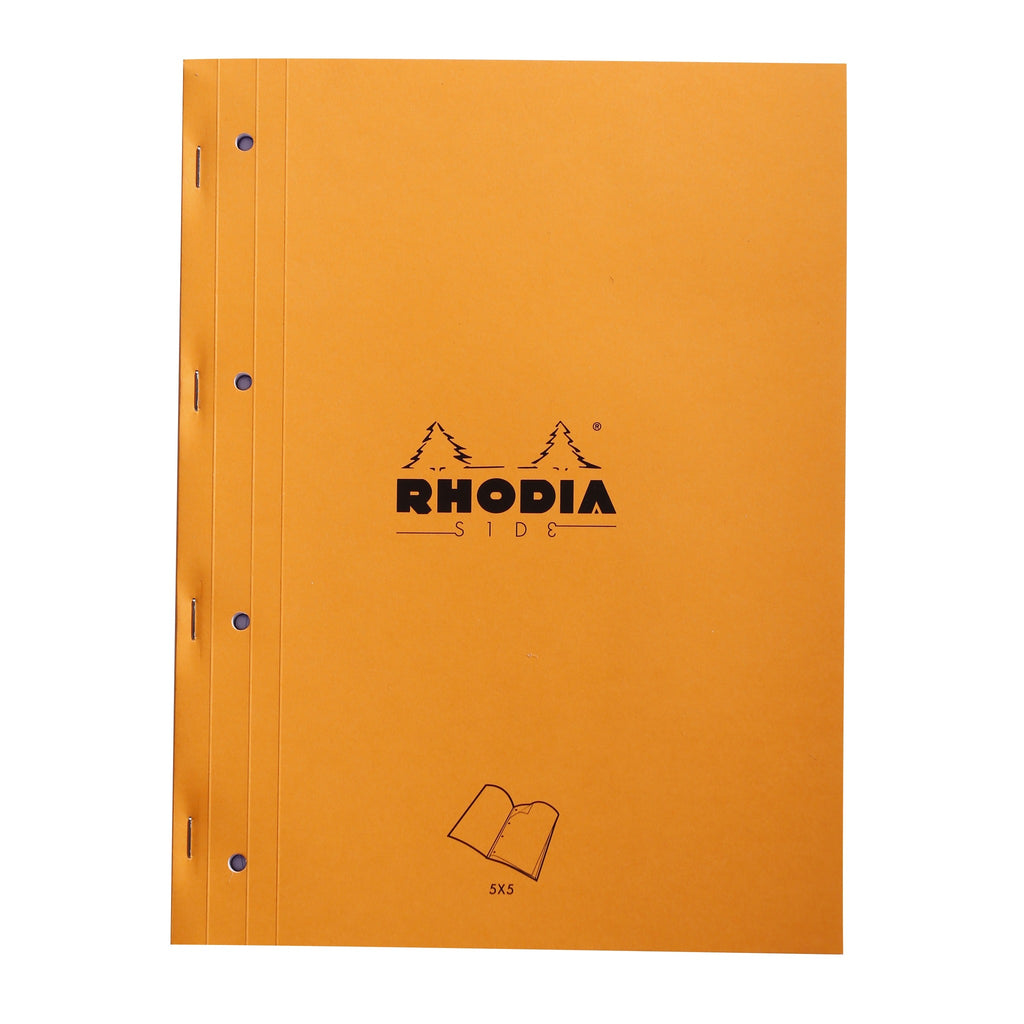 Rhodia Side Pad - 5x5mm Grid