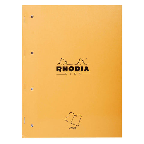 Rhodia Side Pad - Lined