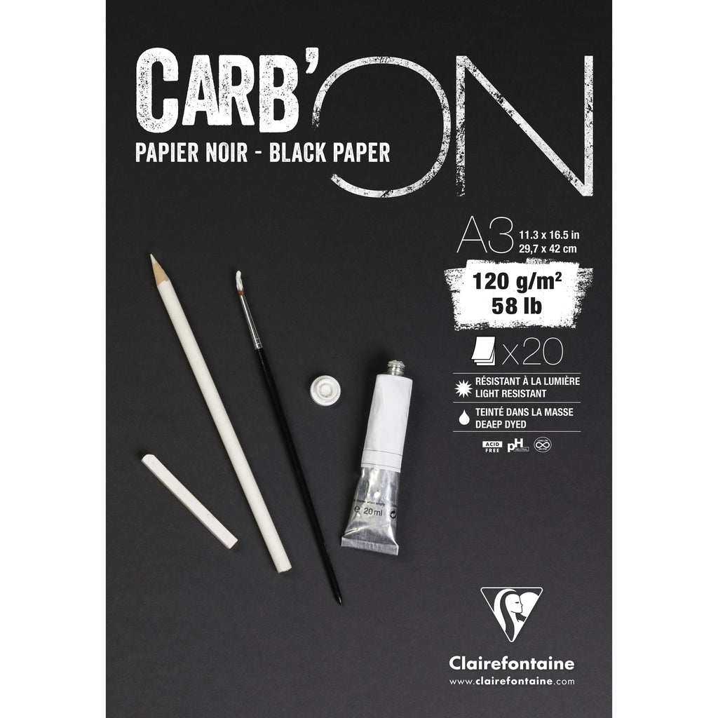 CarbON A3 Glued Pad