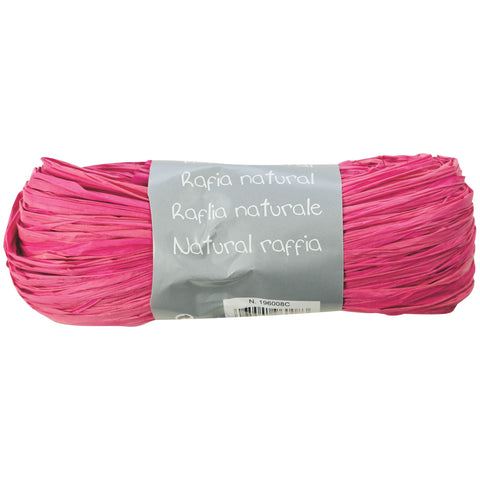 Natural Raffia Ball 50g Opera